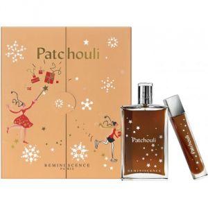 Reminiscence Paris Patchouli - Coffret eau de toilette et vaporisateur de sac