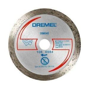 Dremel SC541 - EZ SpeedClic disque à rectifier
