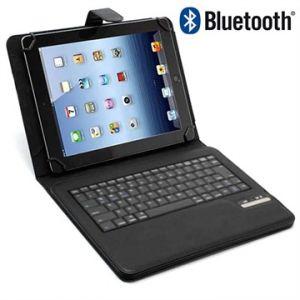"""Mtp products Etui Universel avec Clavier Bluetooth Intégré pour Tablette 9-10.1"""""""