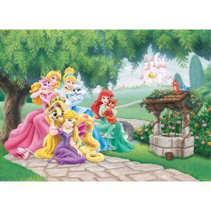 Poster XXL Animaux Princesse Disney