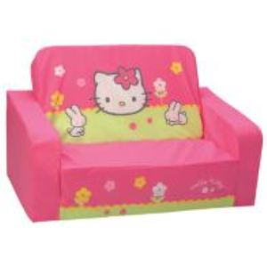 Fun House 711167 - Canapé convertible Hello Kitty