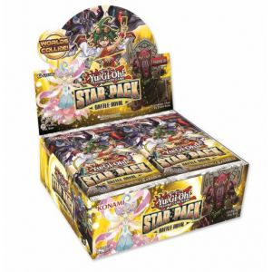 Abysse Corp Yu-Gi-Oh ! - Booster Pack étoile Battle Royal