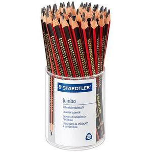 Staedtler 50 crayons Tricki Dicki HB (4 mm)