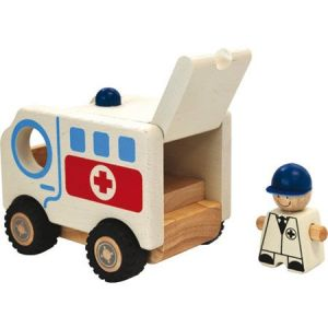 Diabolo Kids Mini ambulance
