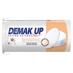 Demak Up Sensitive - Cotons ovales à démaquiller