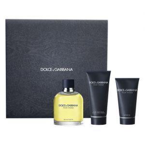 Coffret eau de parfum dolce gabbana comparer 52 offres - Coffret gel douche homme ...