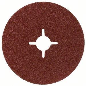 Bosch 2608607251 - Disque abrasif sur fibre au corindon Ø180 grain 36