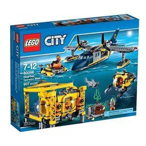 Lego 60096 - City : La base opérationnelle en haute-mer