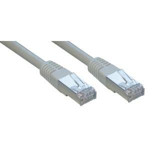 MCL Samar FCC6BM-40M - Cordon de brassage RJ45 cat.6 F/UTP 40m