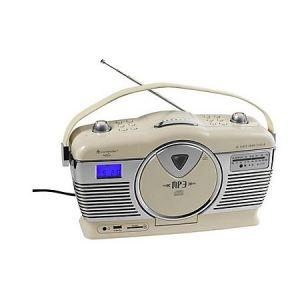 Soundmaster RCD1350 - Radio-lecteur CD