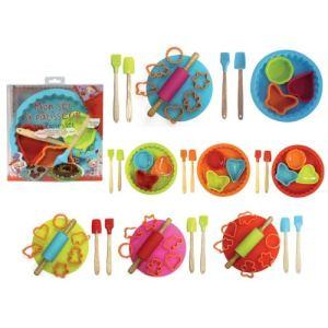 Saveur & Dégustation KP5062 - Kit à pâtisserie 6 pièces pour enfants