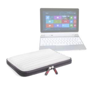Duragadget Housse étui de transport ergonomique en mousse à mémoire de forme pour Acer Iconia W510