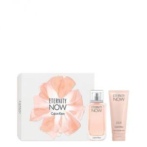 Calvin Klein Eternity Now - Coffret eau de parfum et lait corps