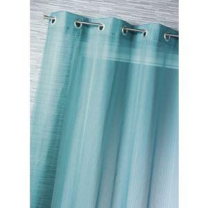 Homemaison Voilage Fantaisie en tissée rayure verticale (200 x 260 cm)