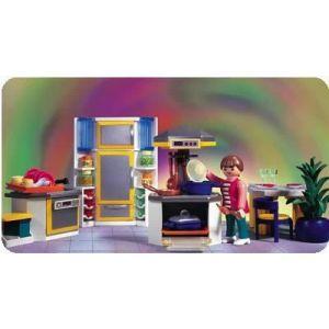 Jouet cuisine playmobil comparer 16 offres for Cuisine 5582 playmobil