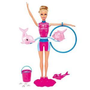 Mattel Barbie I can be... dresseuse de dauphins
