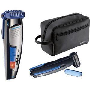 Babyliss E844PE - Kit Tondeuse à barbe rechargeable et tondeuse corps à piles