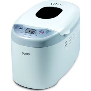 Domo B3958 - Machine à pain 750,1000 et 1250 g