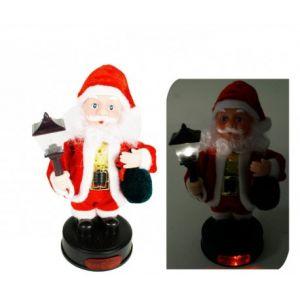 Fomax Automate Père Noël avec lumignon (20 cm)