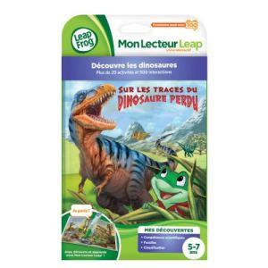Leapfrog Livre Tag : Sur les Traces du Dinosaure Perdu