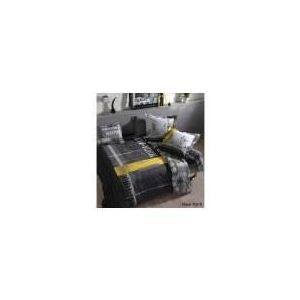 Linnea New York - Housse de couette et 2 taies 100% coton 57 fils (200 x 200 cm)