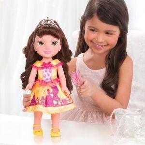 Jakks Pacific Ma première poupée Belle Disney Princesse (38 cm)