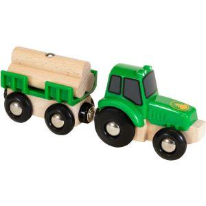 Brio 37799 - Tracteur et remorque