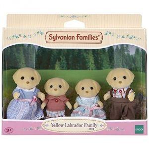 Epoch Sylvanian Families 5182 - Famille labrador