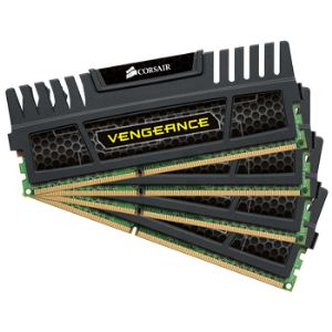 Corsair CML32GX3M4A1866C10 - Barrettes mémoire Vengeance Low Profile 4 x 8 Go DDR3 1866 MHz 240 pins
