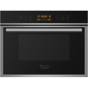 Hotpoint MWK 4341 HAX - Micro-ondes encastrable avec fonction Grill