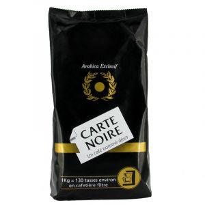 Carte Noire Café moulu - Paquet de 1kg