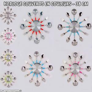 Horloge Couverts (42 cm)
