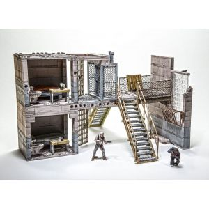 MCFarlane Toys Figurine The Walking Dead  Prison Catwalk