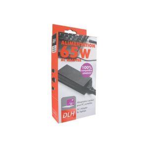 DLH Energy DY-AI1952 - Adaptateur secteur CA 100/240 V 65 Watt