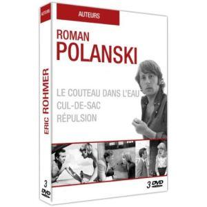 Coffret Polanski - Le Couteau dans l'eau + Cul-de-sac + Répulsion