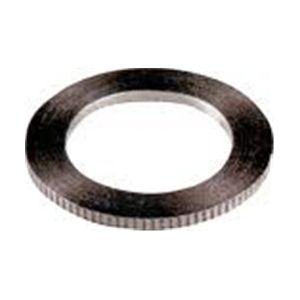 Isocele 9650.3026.18 - Bague de réduction crantée pour lame de scie circulaire diamètre extérieur 30 mm diamètre intérieur 25.4 mm épaisseur 1.8