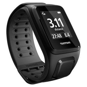 TomTom Runner 2 Cardio - Montre GPS (bracelet large)