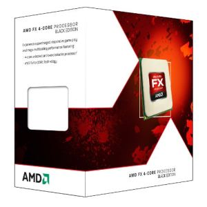 AMD FX-6100 Black Edition (3,3 Ghz) - Socket AM3+