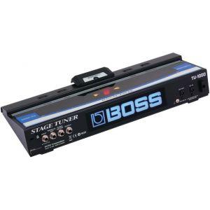 Boss Effect TU-1000 Accordeurs pour guitares et instruments de musique