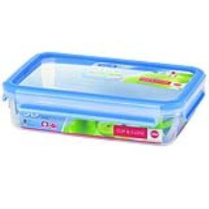 Emsa 508542 - Boîte alimentaire Perfect Clean (1,20 L)