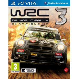 WRC 3 sur PS Vita