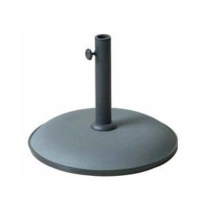 pied de parasol beton comparer 85 offres. Black Bedroom Furniture Sets. Home Design Ideas