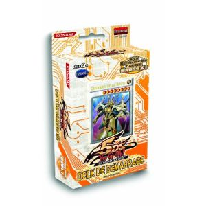 Konami Carte à collectionner Yu-Gi-Oh! : Deck de démarrage - Guerrier de la route