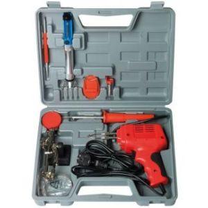 Ribitech PRSOUDKIT - Kit de soudure pistolet 100w + fer 60w