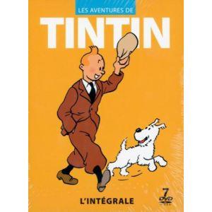 Coffret Tintin - L'intégrale