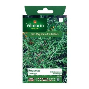 Vilmorin Roquette sauvage - Sachet graines