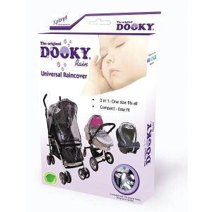 Xplorys Habillage de pluie Dooky pour poussette, nacelle et siège auto cosy