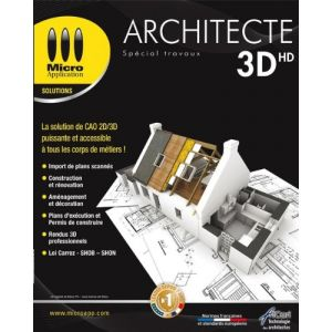 Architecte 3d micro application comparer 52 offres for 3d architecte micro application