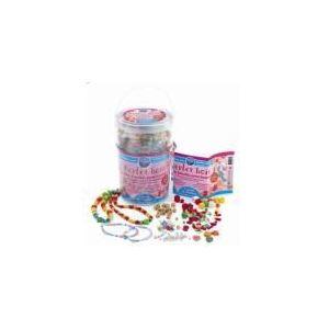 De fil en image Baril de 1000 perles en bois
