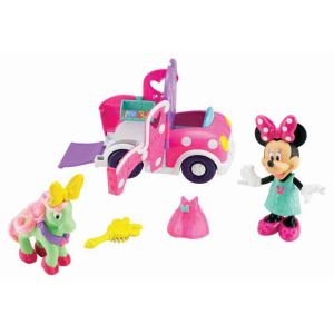 Fisher-Price Le van de Minnie